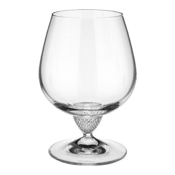 Villeroy and Boch Octavie Brandy Glass 12.6cm