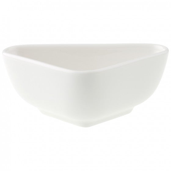 Villeroy and Boch Pi Carre Deep Triangular Bowl 11cm By 7cm