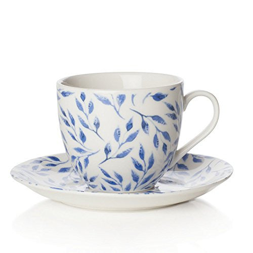Sabichi Bone China Beatrice Teacup and Saucer