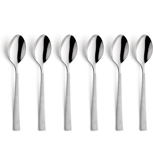 Amefa Oxford Coffee Spoon (Set Of 6)