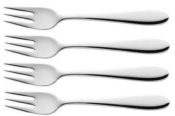 Amefa Oxford Pastry Forks (Set of 6)
