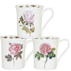 Churchill China Parsons Roses Royale Mug 220ml (Assorted Design)