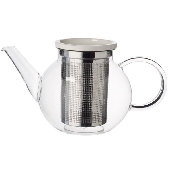 Villeroy and Boch Artesano Glass Teapot with Strainer