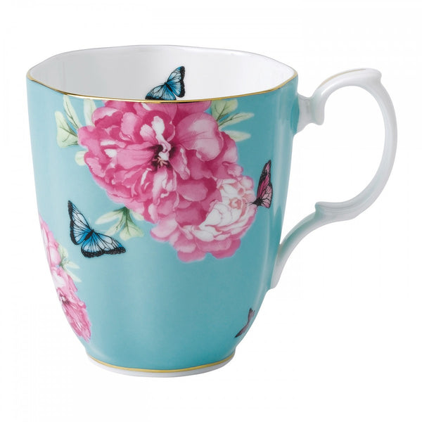 Royal Albert Miranda Kerr Turquoise Friendship Mug 0.4L