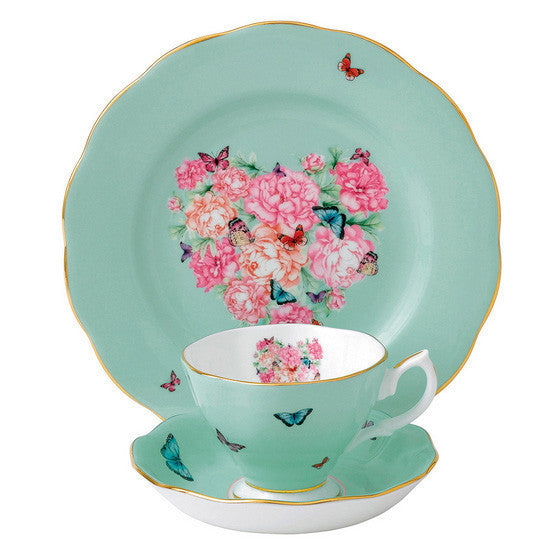 Royal Albert Miranda Kerr Blessings 3 Piece Tea Set
