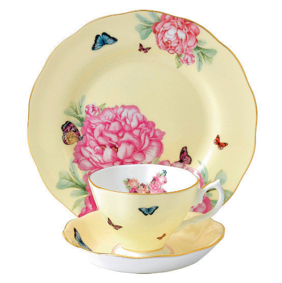 Royal Albert Miranda Kerr Joy 3 Piece Tea Set