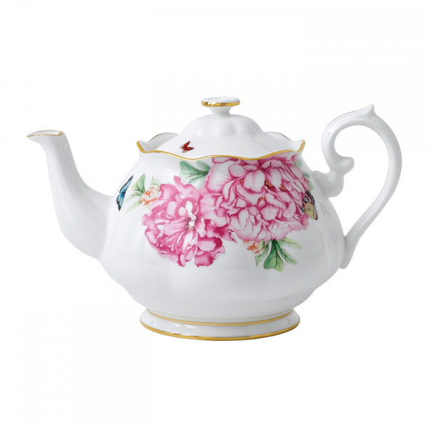 Royal Albert Miranda Kerr Friendship White Teapot for One