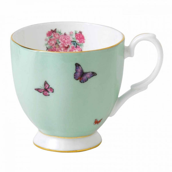 Royal Albert Miranda Kerr Blessings Green Mug 0.3L
