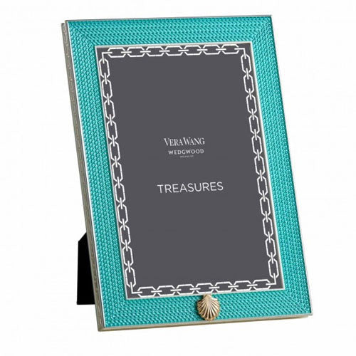 Wedgwood With Love Treasures Seashell Photo Frame 10cm by 15cm