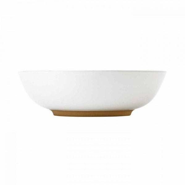 Royal Doulton Barber Osgerby White Pasta Bowl 21cm
