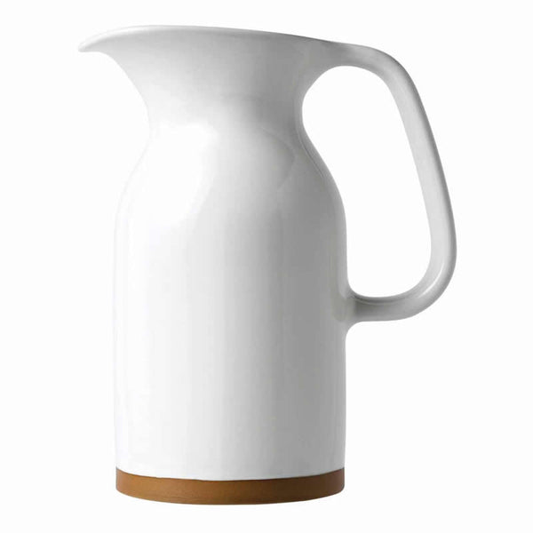 Royal Doulton Barber Osgerby White Medium Jug 17.5cm