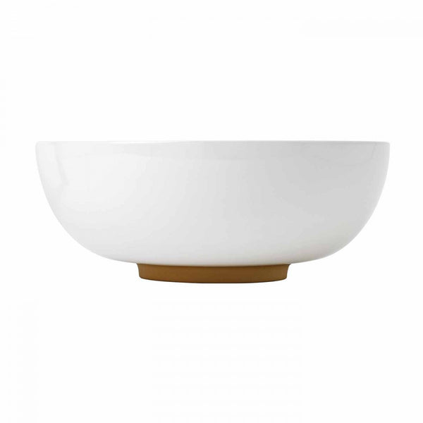 Royal Doulton Barber Osgerby White Serving Bowl 25.5cm