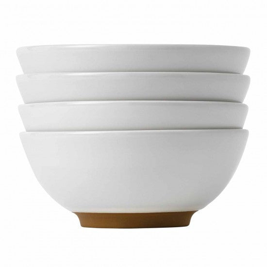 Royal Doulton Barber Osgerby White Dip Dishes (Set of 4)