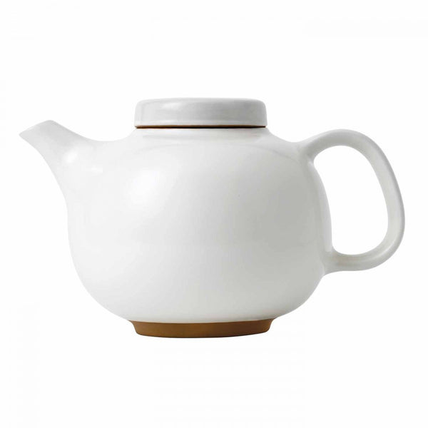 Royal Doulton Barber Osgerby White Teapot