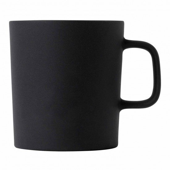 Royal Doulton Barber Osgerby Black Mug
