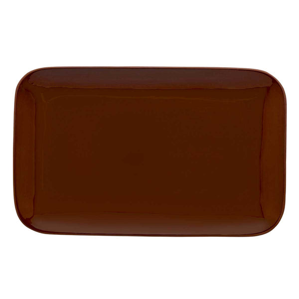 Royal Doulton Barber Osgerby Red Serving Platter