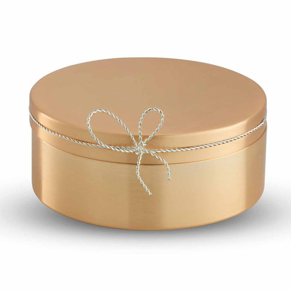 Vera Wang Love Knots Gold Covered Jewellery Box