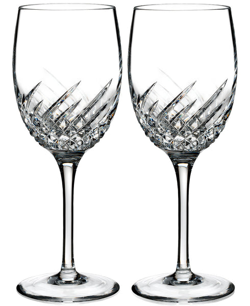 Essentially Waterford Wave Wine Glass (Pair)