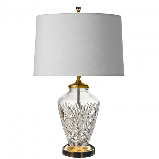 Waterford Crystal Avery Large Table Lamp