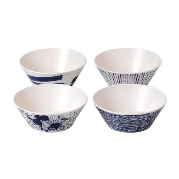 Royal Doulton Pacific Melamine Cereal Bowl 15cm (Set of 4)