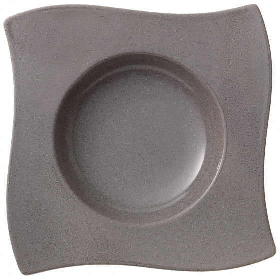 Villeroy and Boch NewWave Stone Deep Plate 24cm