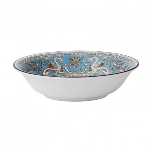 Wedgwood Florentine Turquoise Cereal Bowl 16cm