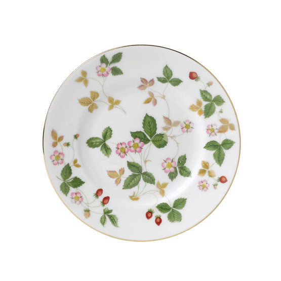 Wedgwood Wild Strawberry Salad Plate 20cm
