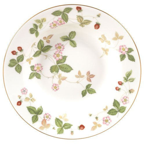 Wedgwood Wild Strawberry Soup Plate 20cm
