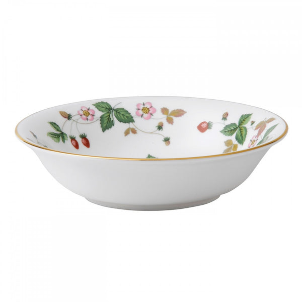 Wedgwood Wild Strawberry Cereal Bowl 16cm
