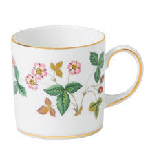 Wedgwood Wild Strawberry Coffee Cup Can 4.5oz (Cup Only)
