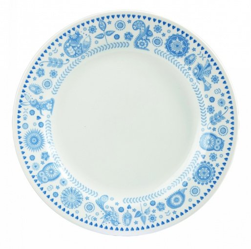 Churchill China Penzance Border Dinner Plate 26cm