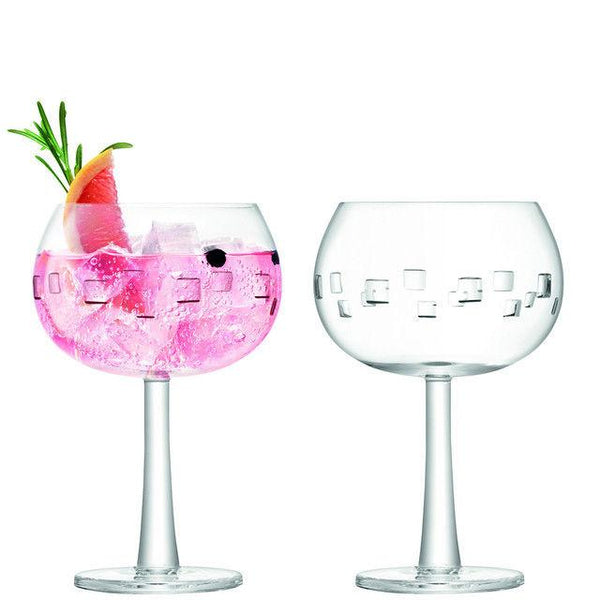 LSA International Gin Balloon Glass 0.42L (Pair)