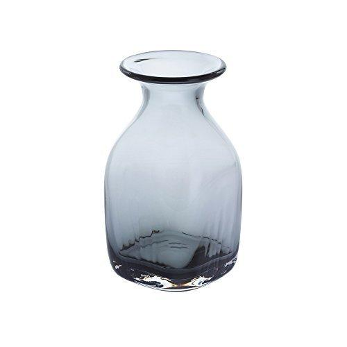 Dartington Crystal Finbarr Midnight Bottle 15cm