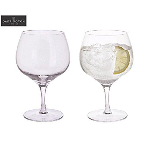 Dartington Crystal Bar Excellence Gin Copa Glass (Pair)