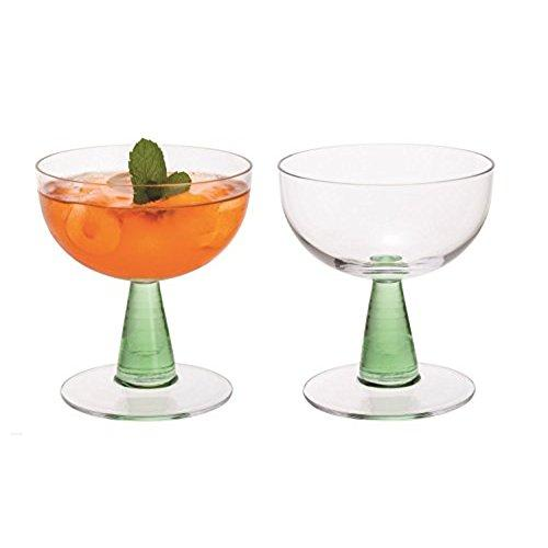 Dartington Crystal Gin Cocktail Glass (Pair)