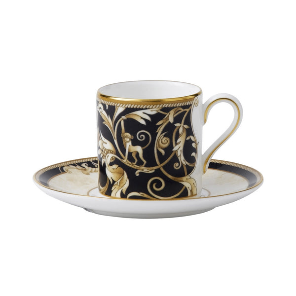 Wedgwood Cornucopia Coffee Can Saucer 14cm (Saucer Only)