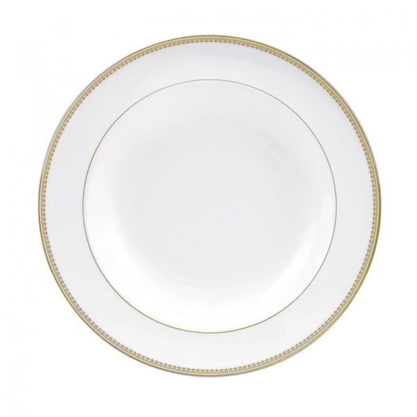 Wedgwood Vera Wang Lace Gold Soup Plate 23cm