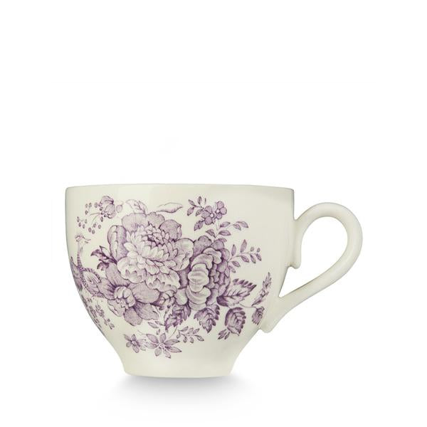 Burleigh Plum Asiatic Pheasant Teacup 187ml (Cup Only)