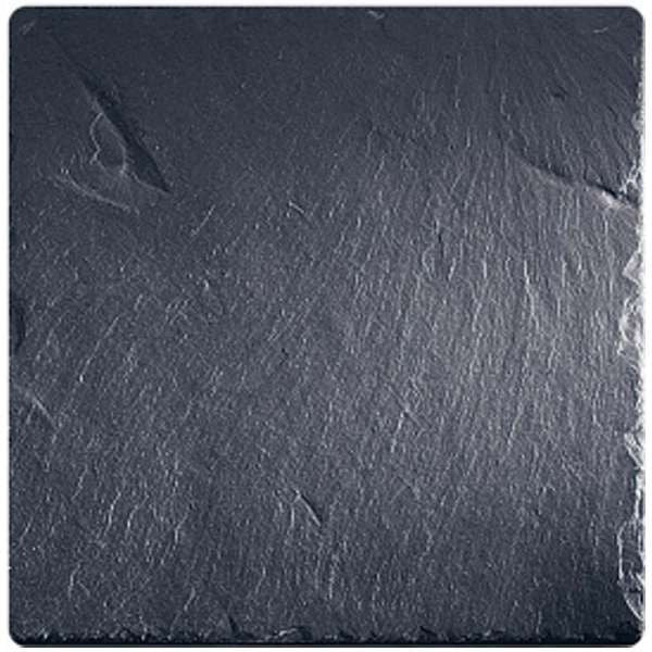 Just Slate Square Cheeseboard 30cm by 30cm