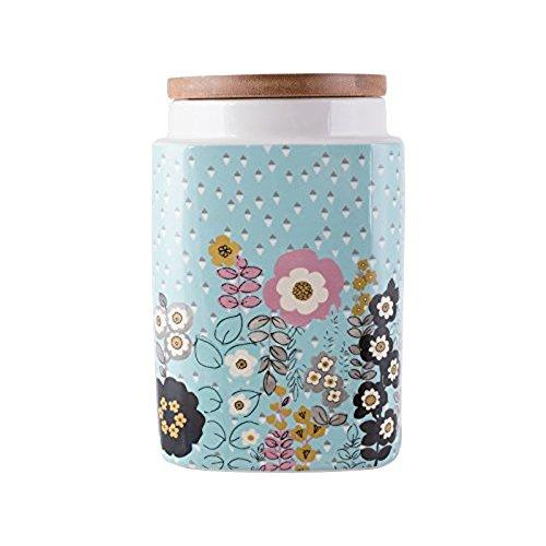 Katie Alice Pretty Retro Stoneware Medium Storage Jar