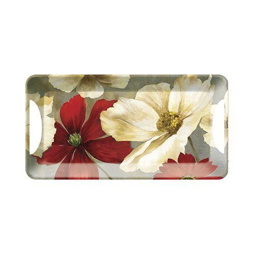 Creative Tops Flower Study Luxury Handled Small Tray