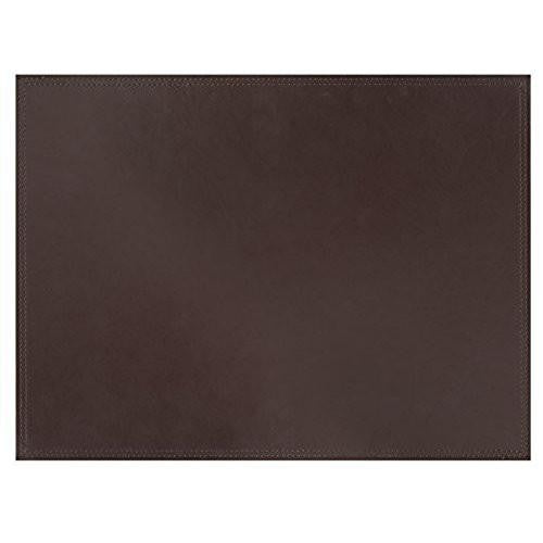 Creative Tops Leather Brown Placemat 40cm by 30cm