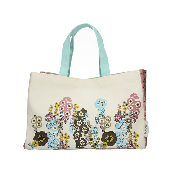 Katie Alice Pretty Retro Stoneware Canvas Bag