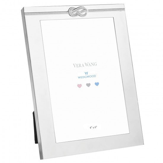 Wedgwood Vera Wang Giftware Infinity Baby Frame 4 by 6In