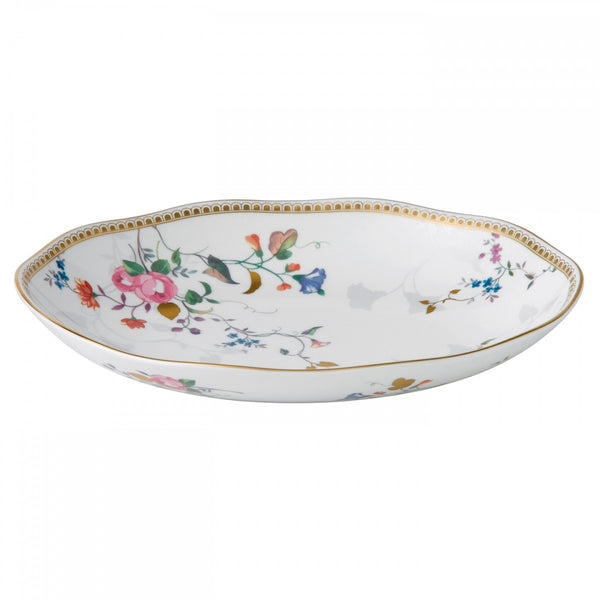 Wedgwood Rose Gold Oval Dish