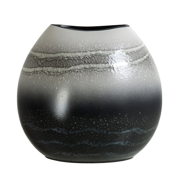 Poole Pottery Aura Purse Vase 26cm