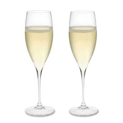 Riedel Grape @ Champagne Glass (Pair)
