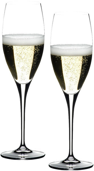 Riedel Heart to Heart Champagne Glass (Pair)