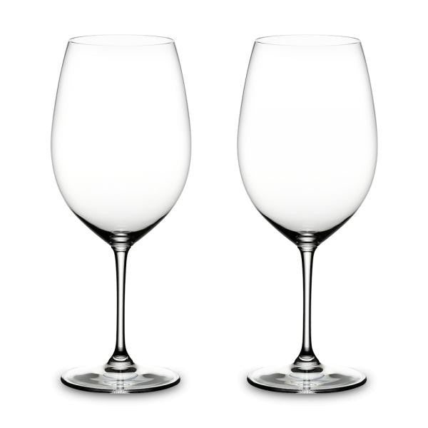 Riedel Heart to Heart Cabernet Sauvignon Glass (Pair)