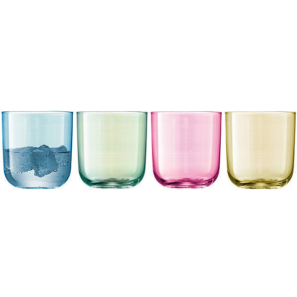LSA Polka Pastel Tumbler 0.42L (Set of 4)